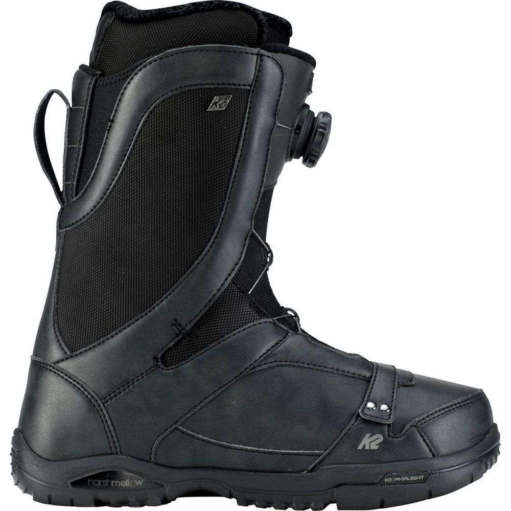 ケーツー K2 Snowboards レディース スキー・スノーボード シューズ・靴【Sapera Heat Snowboard Boot】Black