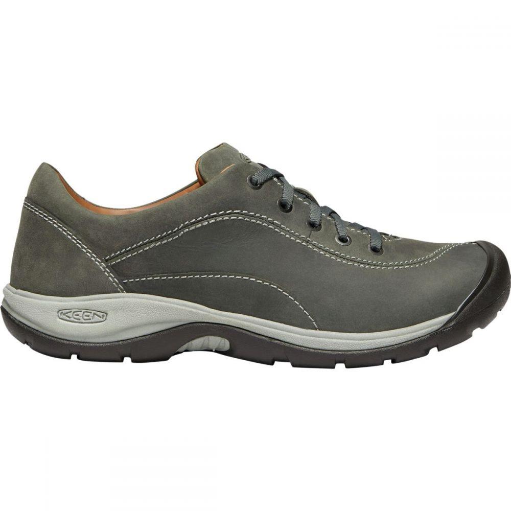キーン KEEN レディース シューズ・靴【Presidio II Shoe】Turbulence/Wrought Iron