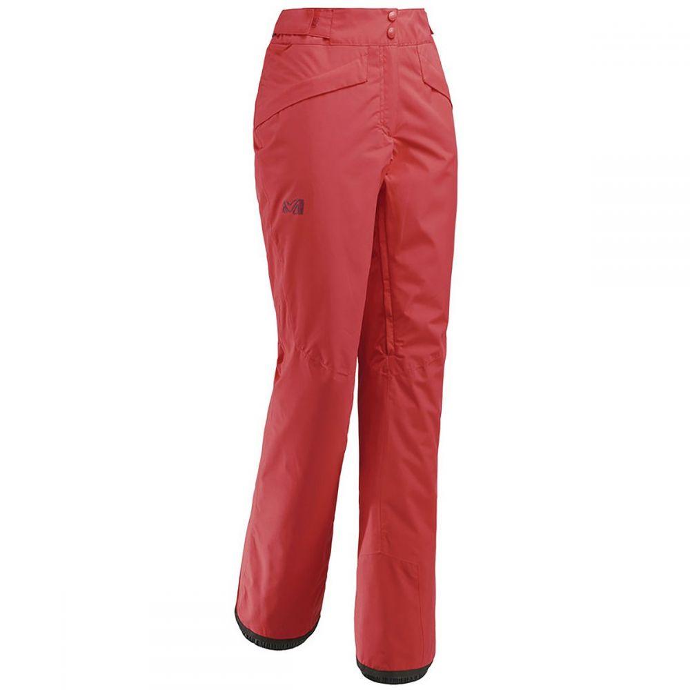 ミレー Millet レディース スキー・スノーボード ボトムス・パンツ【LD Atna Peak Pant】Poppy Red
