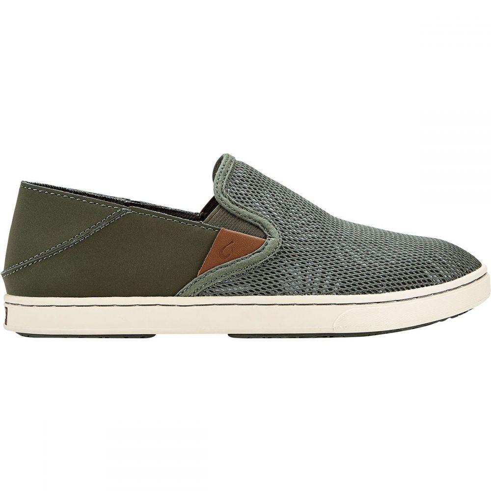 オルカイ Olukai レディース シューズ・靴【Pehuea Shoe】Dusty Olive/Palm