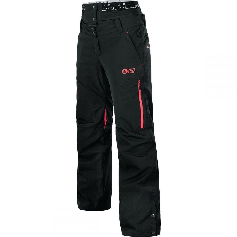 ピクチャー オーガニック Picture Organic レディース スキー・スノーボード ボトムス・パンツ【Exa Expedition Pant】Black
