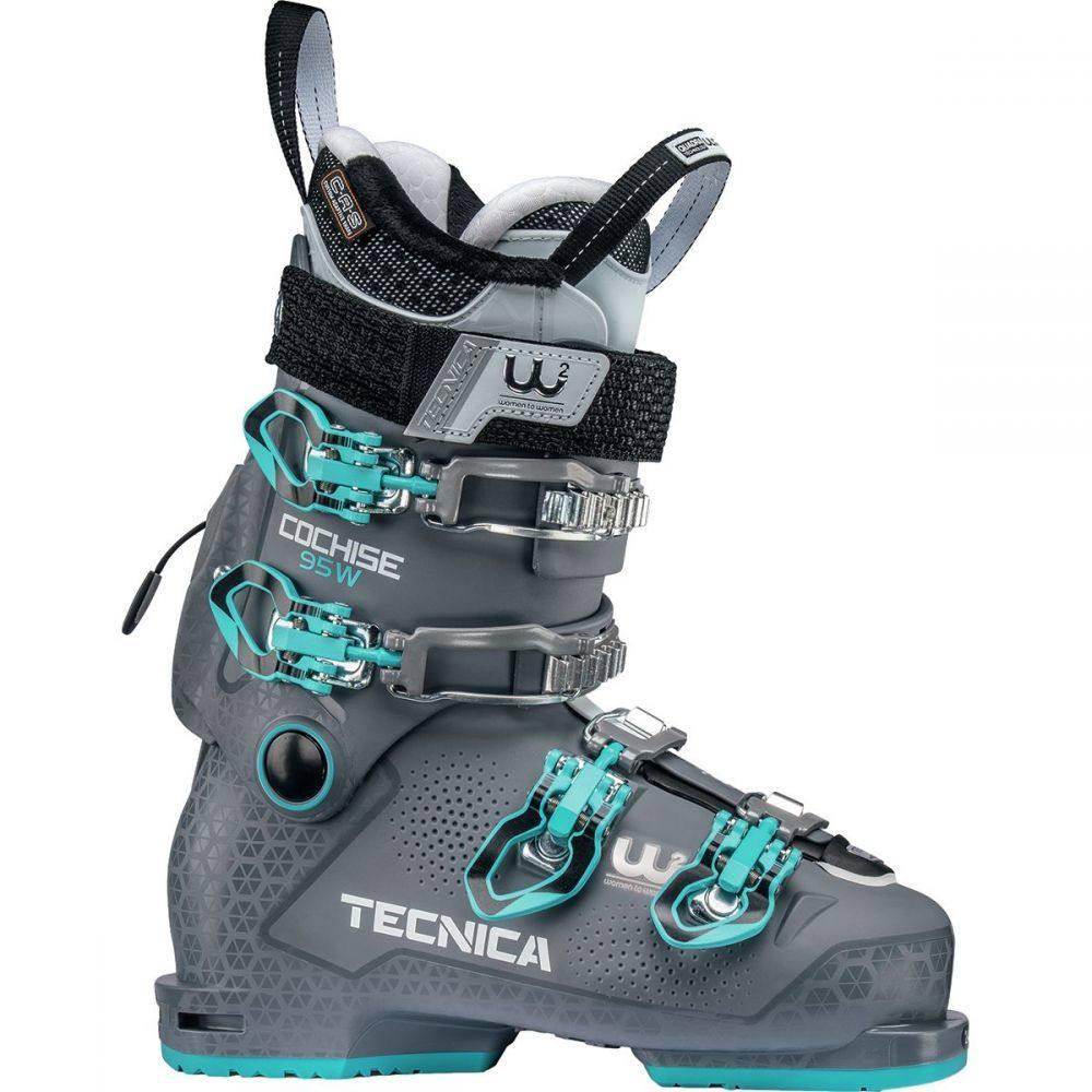 テクニカ Tecnica レディース スキー・スノーボード シューズ・靴【Cochise 95 Ski Boot】Sport Grey