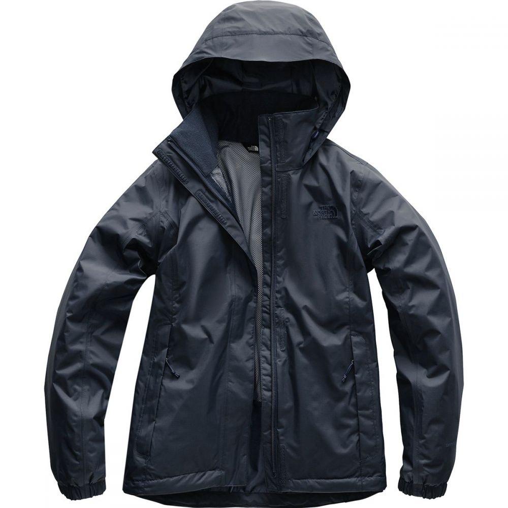 ザ ノースフェイス The North Face レディース アウター レインコート【Resolve 2 Hooded Jacket】Urban Navy