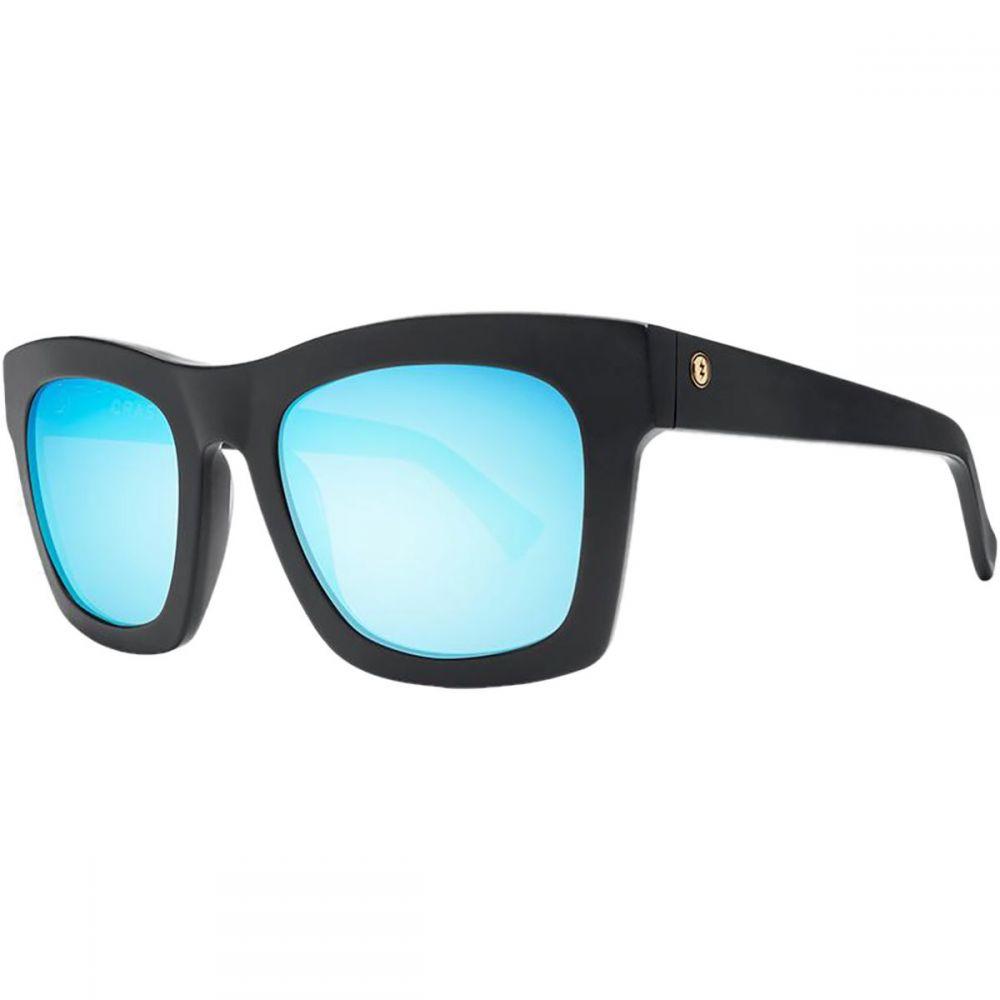 エレクトリック Electric レディース メガネ・サングラス【Crasher Sunglasses】Matteblk/Ohmskyblchrm