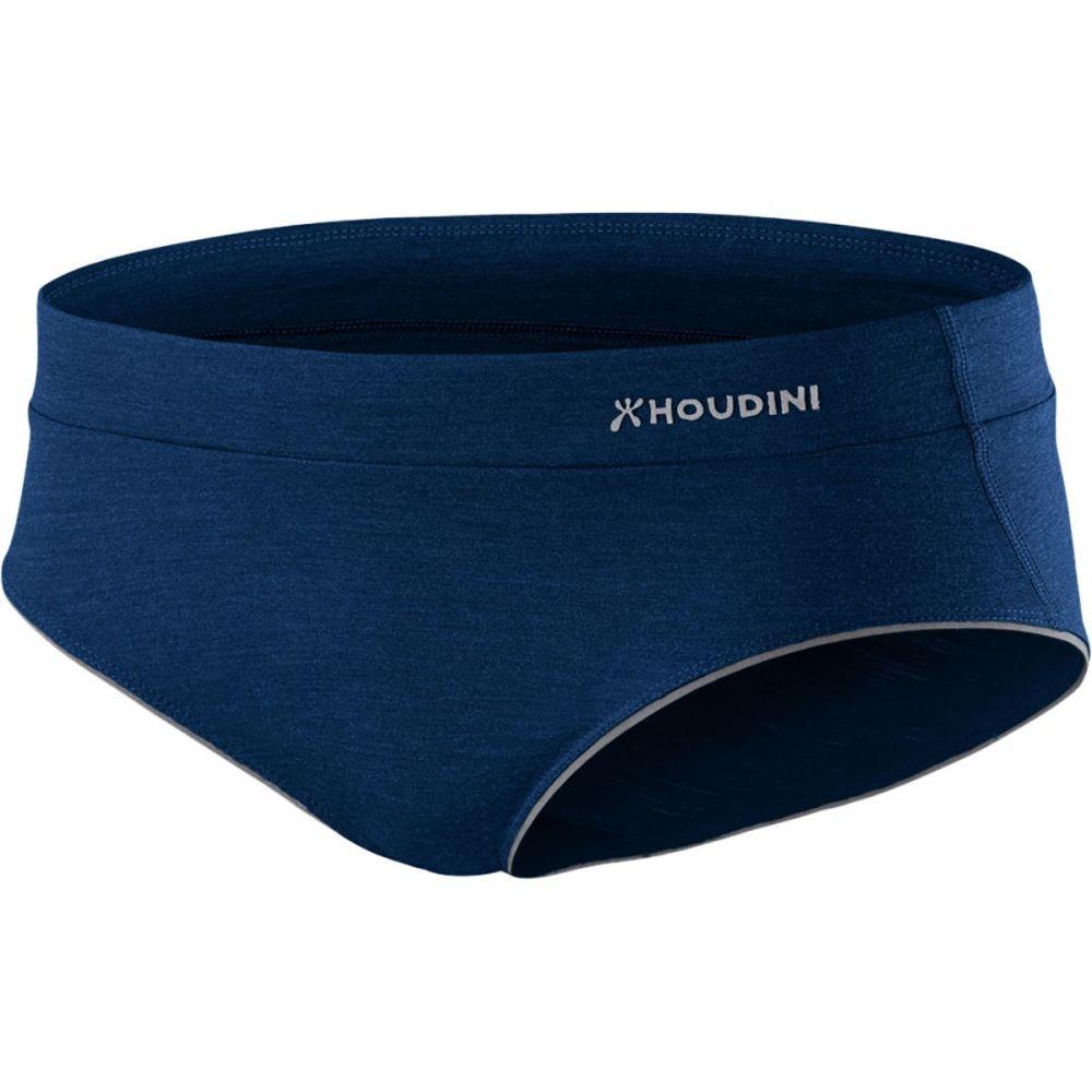 フーディニ Houdini レディース インナー・下着 ショーツのみ【DeSoli Hipsters Underwear】Canyon Blue