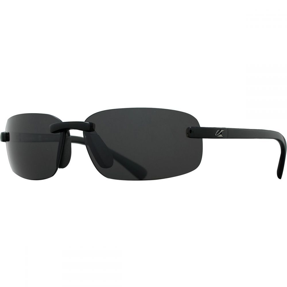 カエノン Kaenon レディース メガネ・サングラス【Coto S Polarized Sunglasses】Black/Ultra Grey 12-Polarized