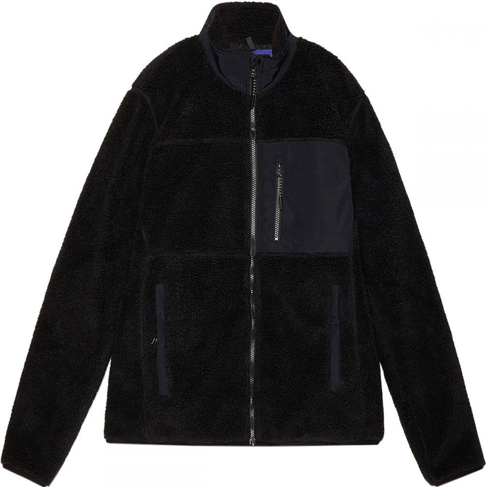 ペンフィールド Penfield レディース トップス ベスト・ジレ【Mattawa Fleece Vest】Black