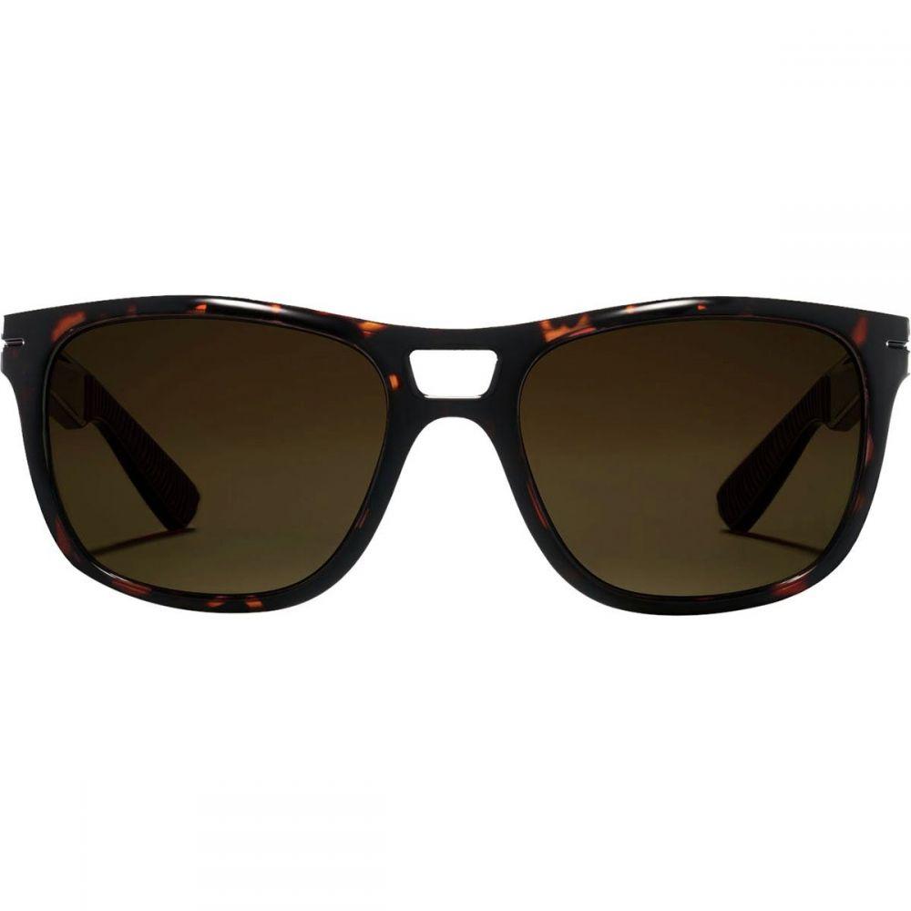 ロカ Roka レディース スポーツサングラス【Vendee Polarized Sunglasses】Ember/Bronze