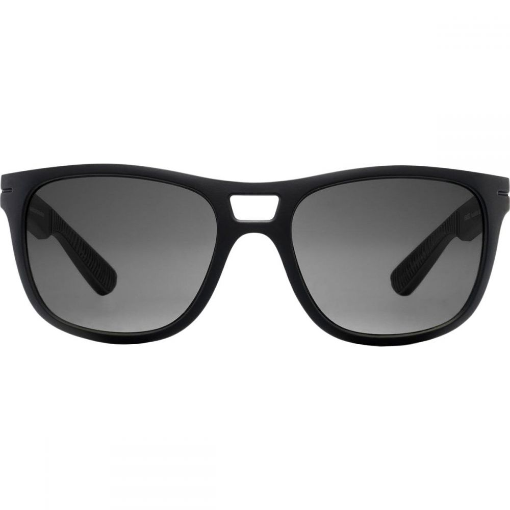 ロカ Roka レディース スポーツサングラス【Vendee Polarized Sunglasses】Matte Black/Carbon