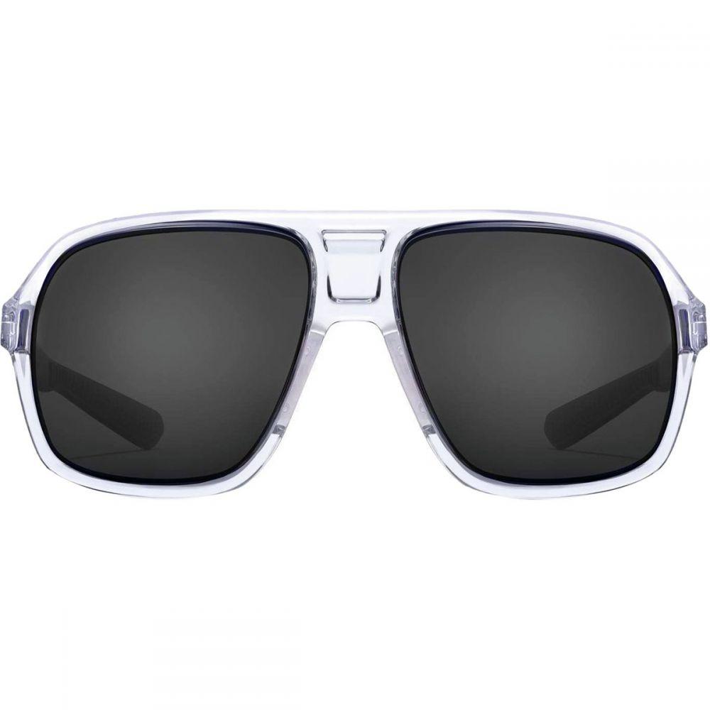 ロカ Roka レディース スポーツサングラス【Torino Sunglasses】Crystal Clear/Dark Carbon