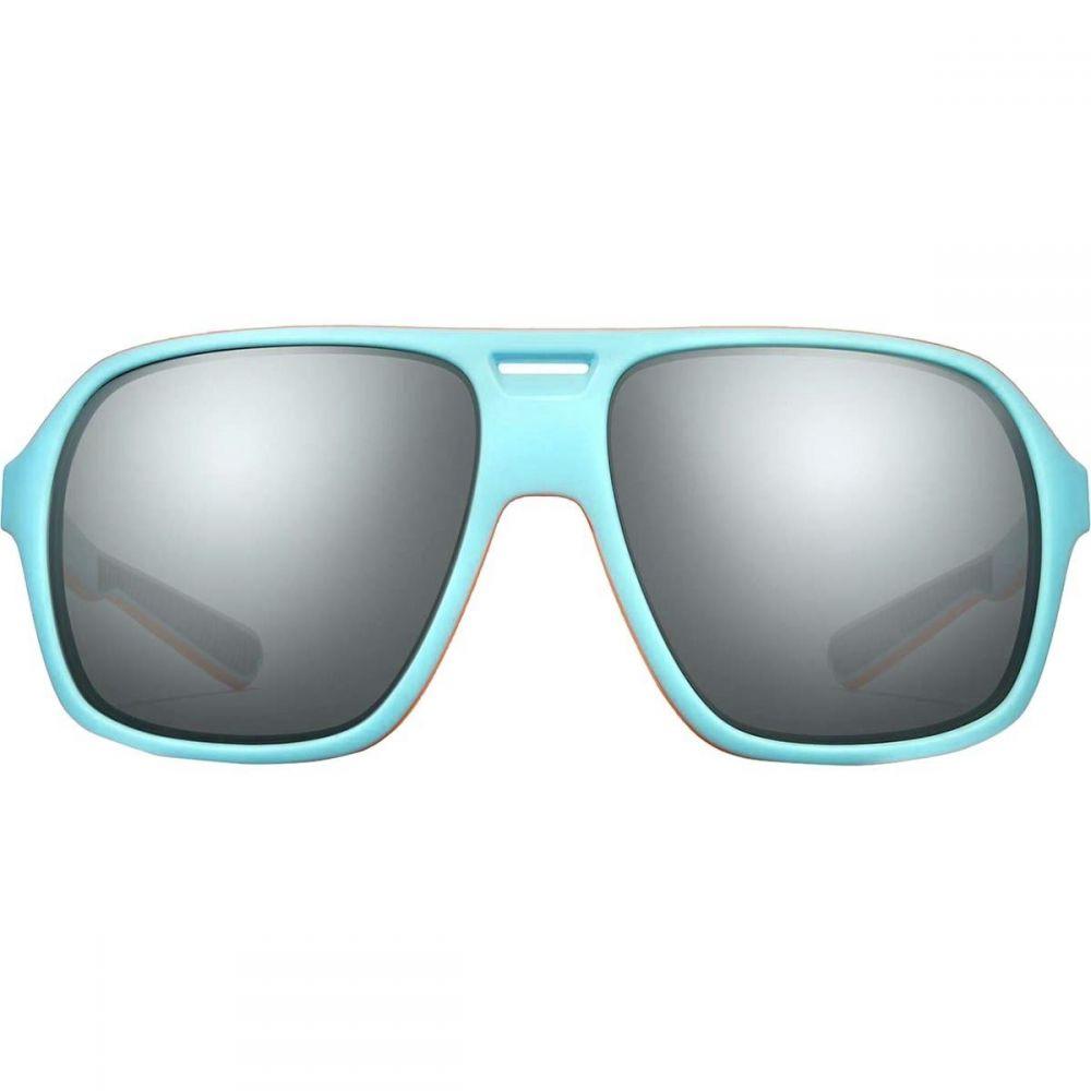 ロカ Roka レディース スポーツサングラス【Torino Sunglasses】Sky Blue/Dark Arctic Mirror