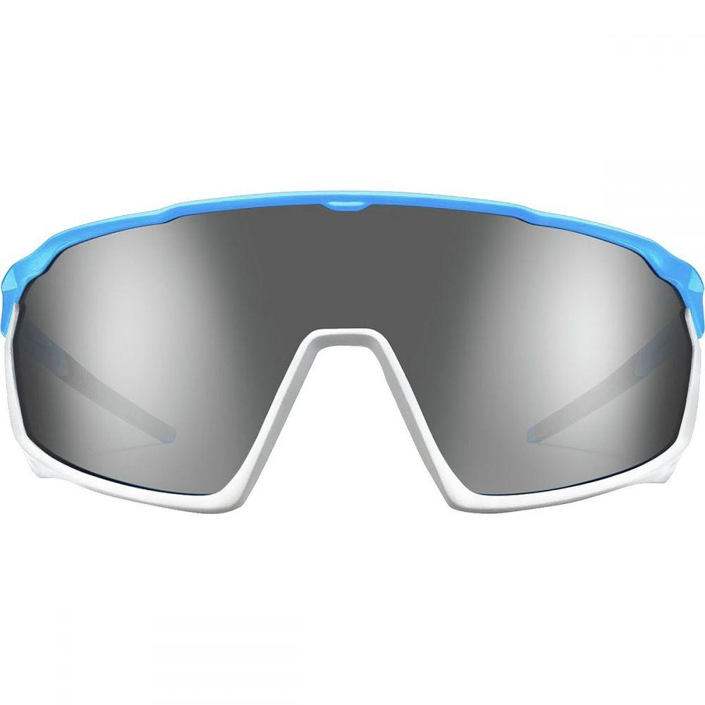 ロカ Roka レディース スポーツサングラス【CP - 1X Sunglasses】Cyan/Dark Arctic Mirror