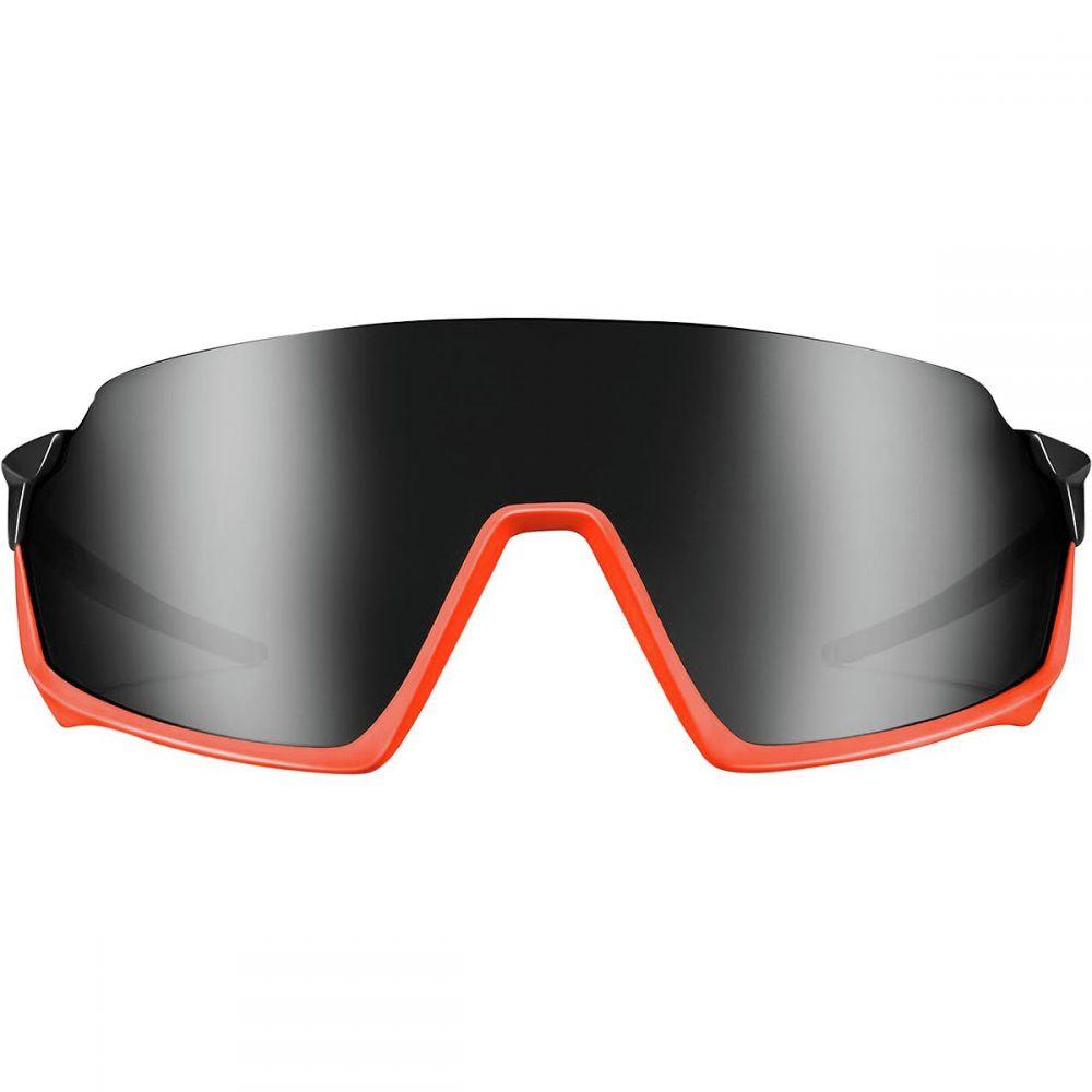 ロカ Roka レディース スポーツサングラス【GP - 1X Sunglasses】Black-Torch/Black Mirror