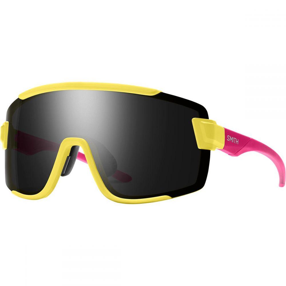 スミス Smith レディース スポーツサングラス【Wildcat Chromapop Sunglasses】Matte Citron/Sun Black