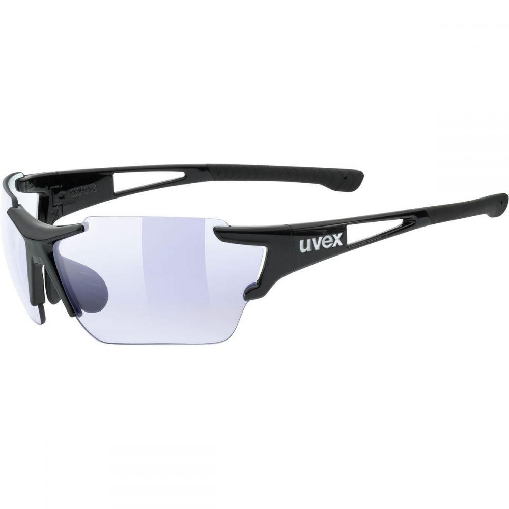 ウベックス Uvex レディース スポーツサングラス【Sportstyle 803 Race VM Sunglasses】Black