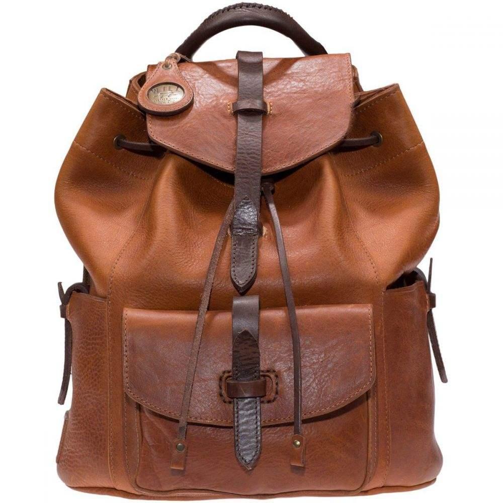 ウィルレザーグッズ Will Leather Goods レディース バッグ バックパック・リュック【Rainier Backpack】Tan