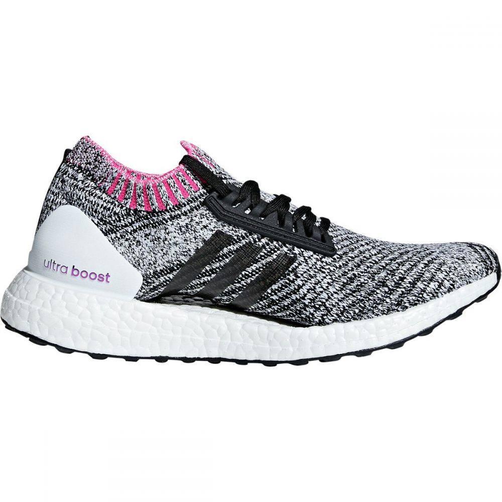 アディダス Adidas レディース ランニング・ウォーキング シューズ・靴【Ultraboost X Running Shoe】Ftwr White/Core Black/Shock Pinkf18