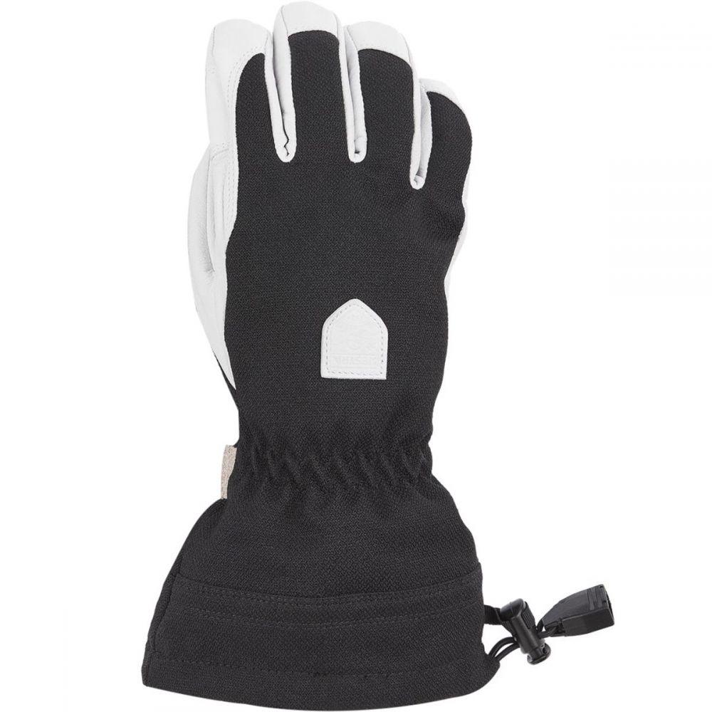 ヘスタ Hestra レディース 手袋・グローブ【Patrol Gauntlet Glove】Black