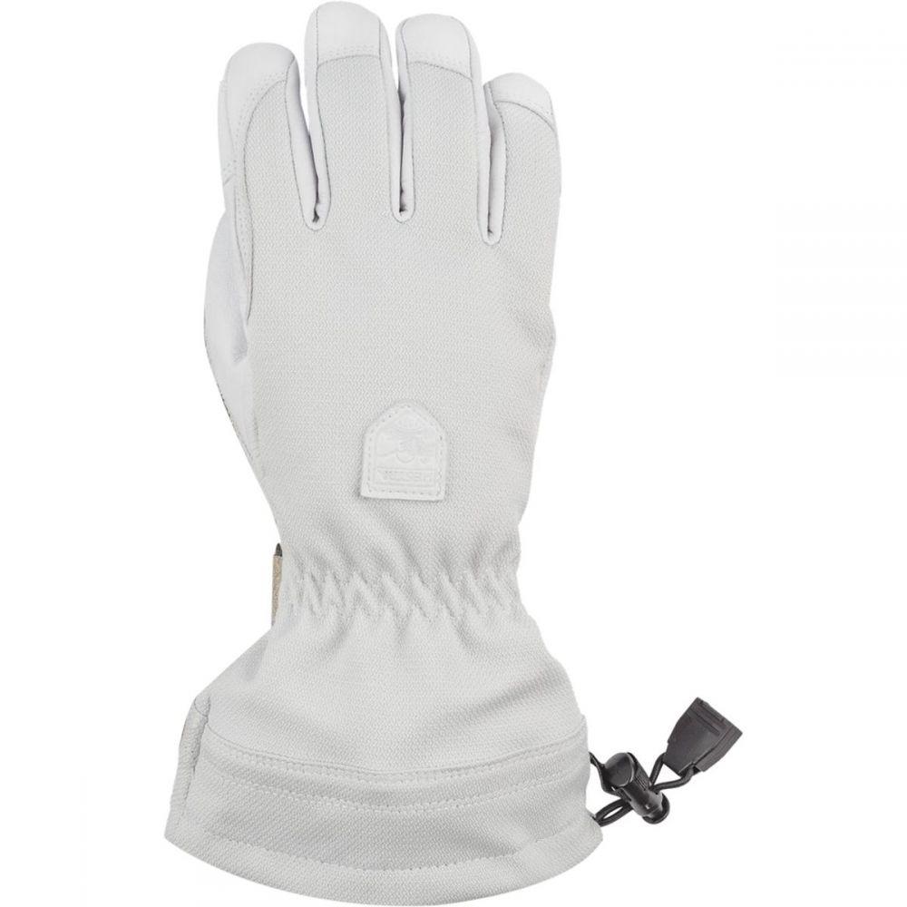 ヘスタ Hestra レディース 手袋・グローブ【Patrol Gauntlet Glove】Ivory