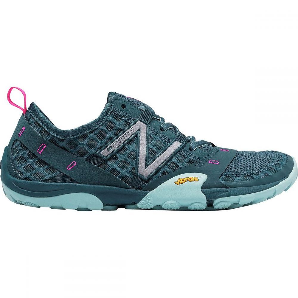 ニューバランス New Balance レディース ランニング・ウォーキング シューズ・靴【10v1 Minimus Running Shoe】Tornado/Storm Blue