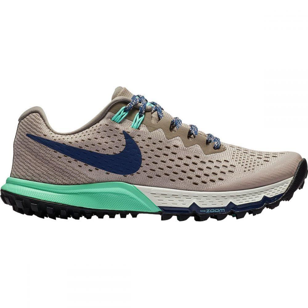ナイキ Nike レディース ランニング・ウォーキング シューズ・靴【Air Zoom Terra Kiger 4 Trail Running Shoe】Diffused Taupe/Blue Void-Mink Brown