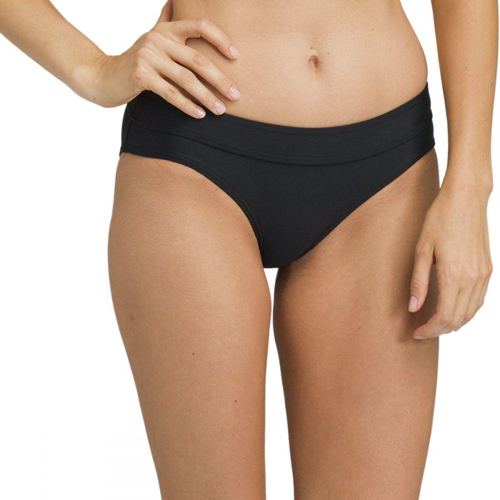 プラーナ Bikini Prana Bottom】Black レディース 水着・ビーチウェア ボトムのみ Solid【Ramba Bikini Bottom】Black Solid, Pareja パレハ:6db58faf --- officewill.xsrv.jp