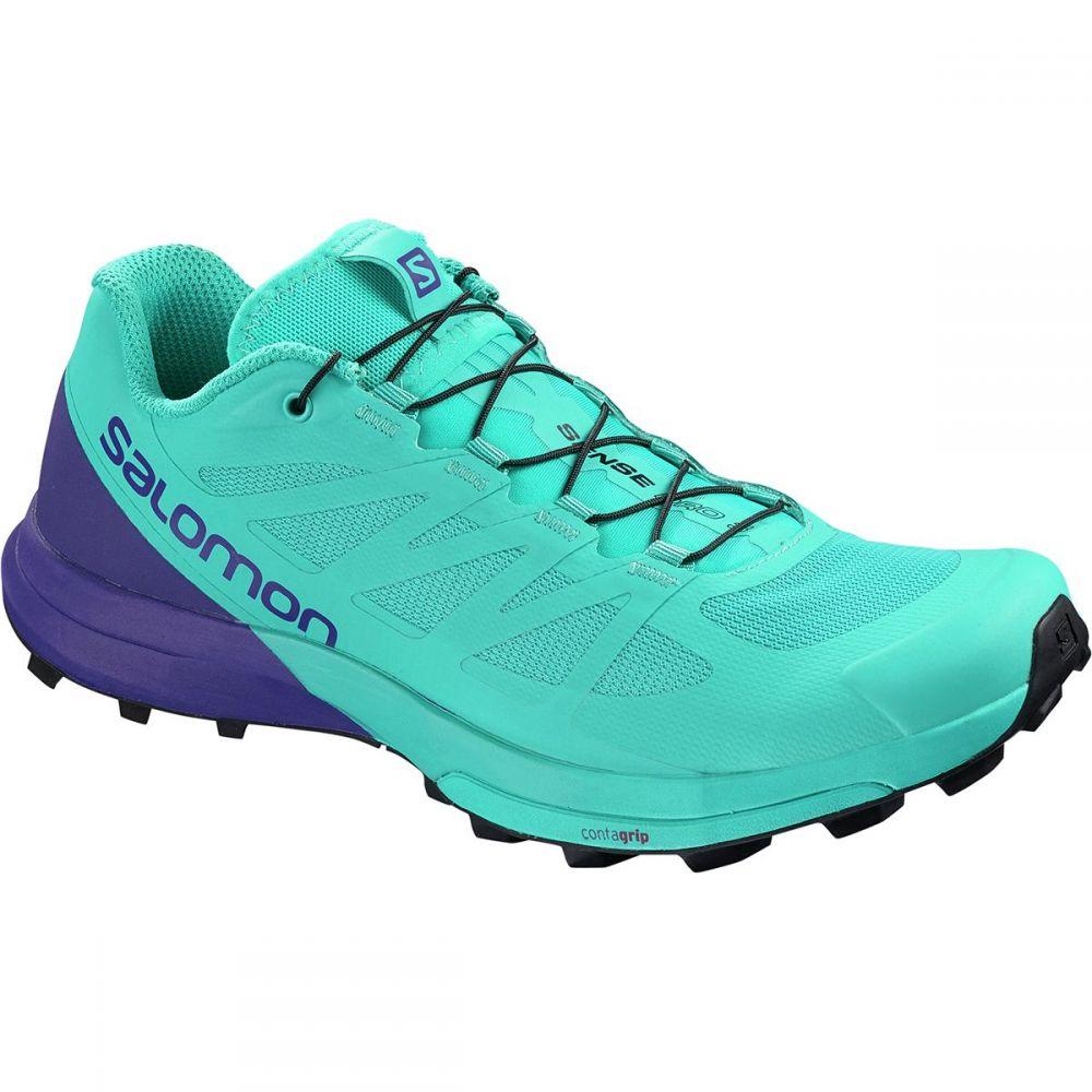 サロモン Salomon レディース ランニング・ウォーキング シューズ・靴【Sense Pro 3 Running Shoe】Bluebird/Deep Blue/Black