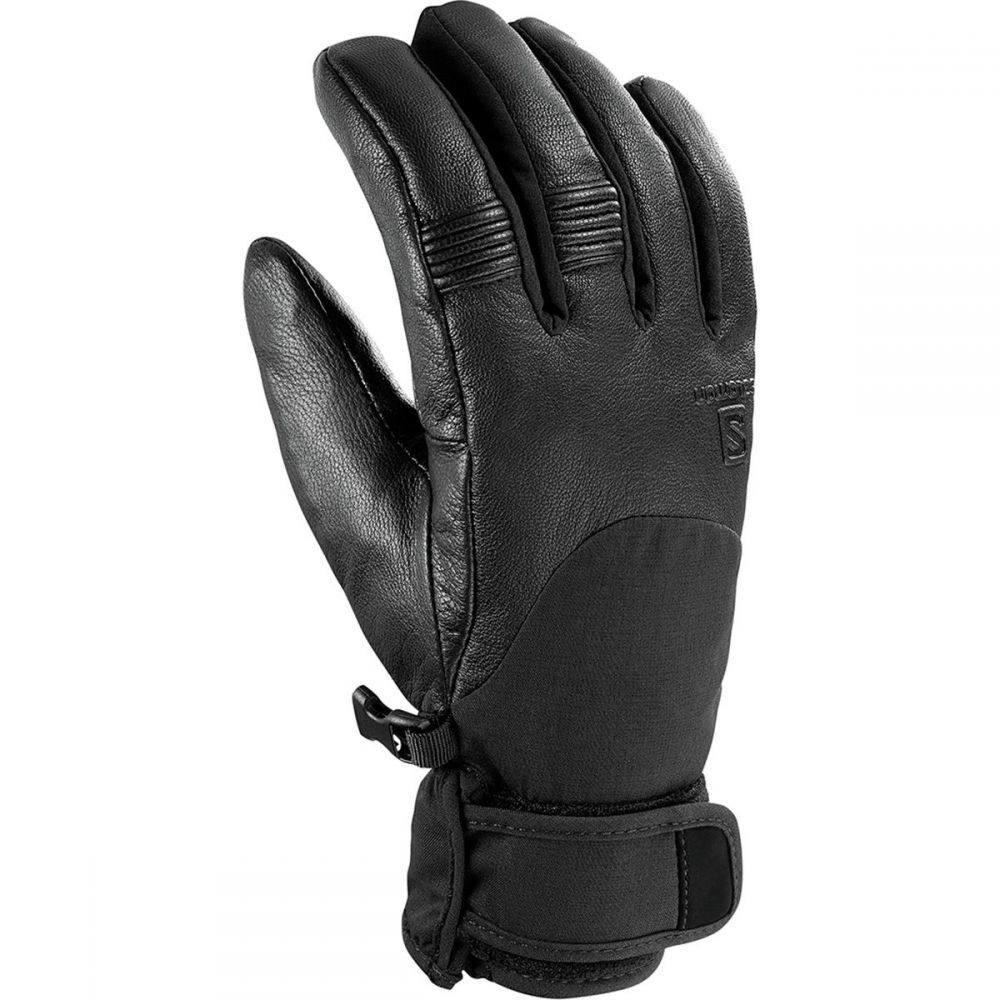サロモン Salomon レディース 手袋・グローブ【QST GTX Glove】Black