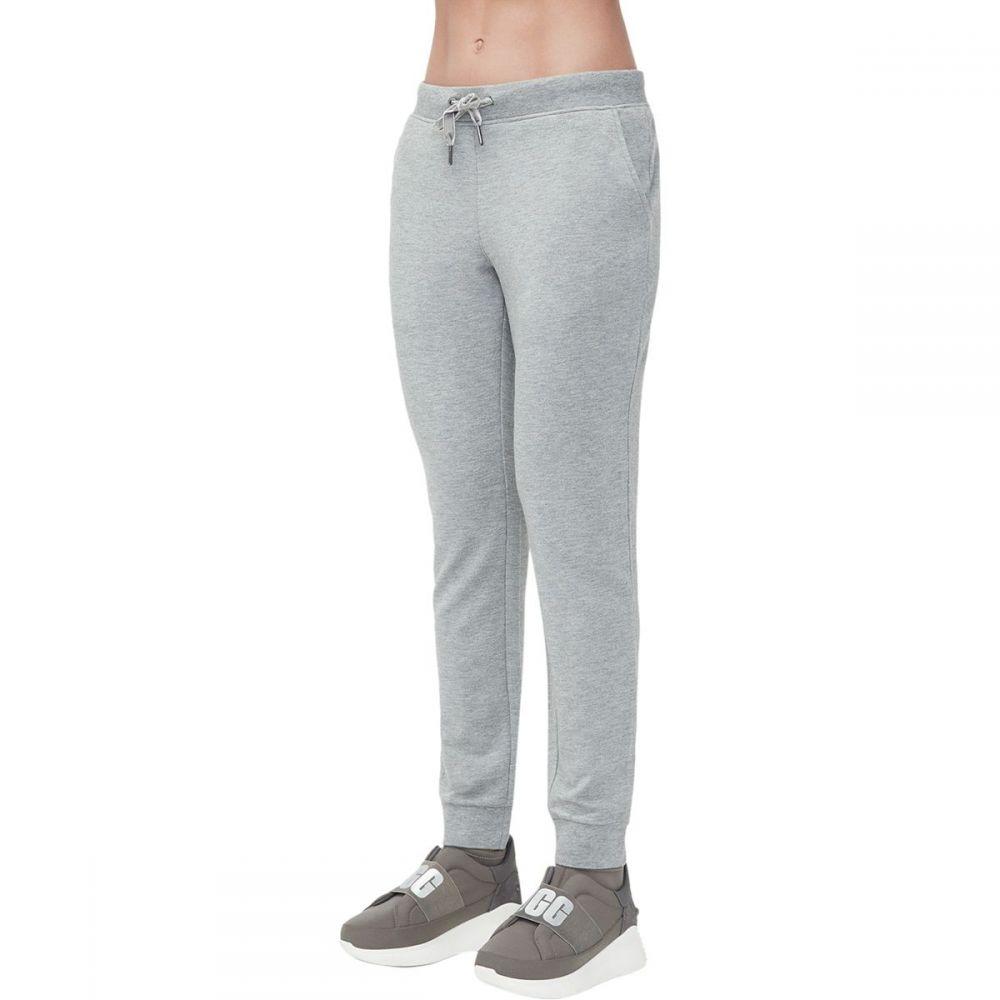 アグ UGG レディース ボトムス・パンツ ジョガーパンツ【Deven Jogger Pant】Grey Heather