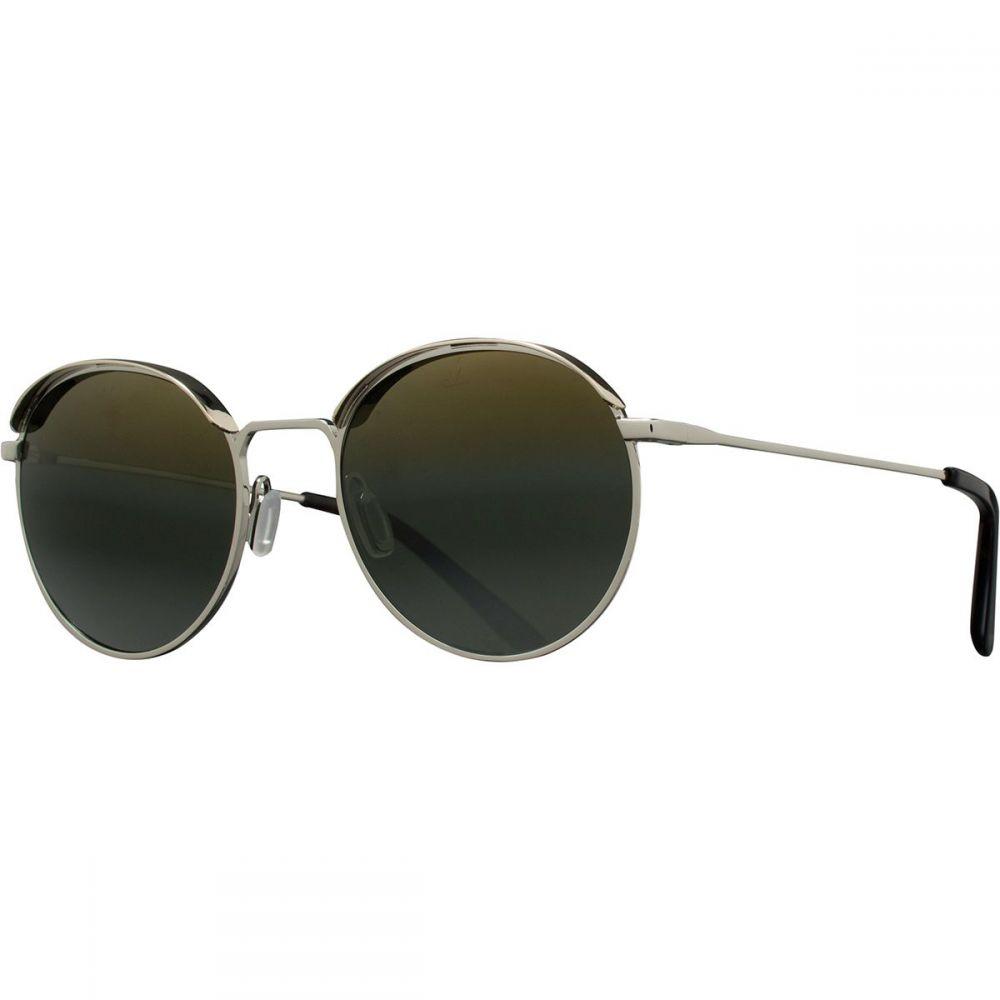 ヴュアルネ Vuarnet レディース メガネ・サングラス【Metal Round Sunglasses】Silver/Gold/Bronze Silver Lynx Flash