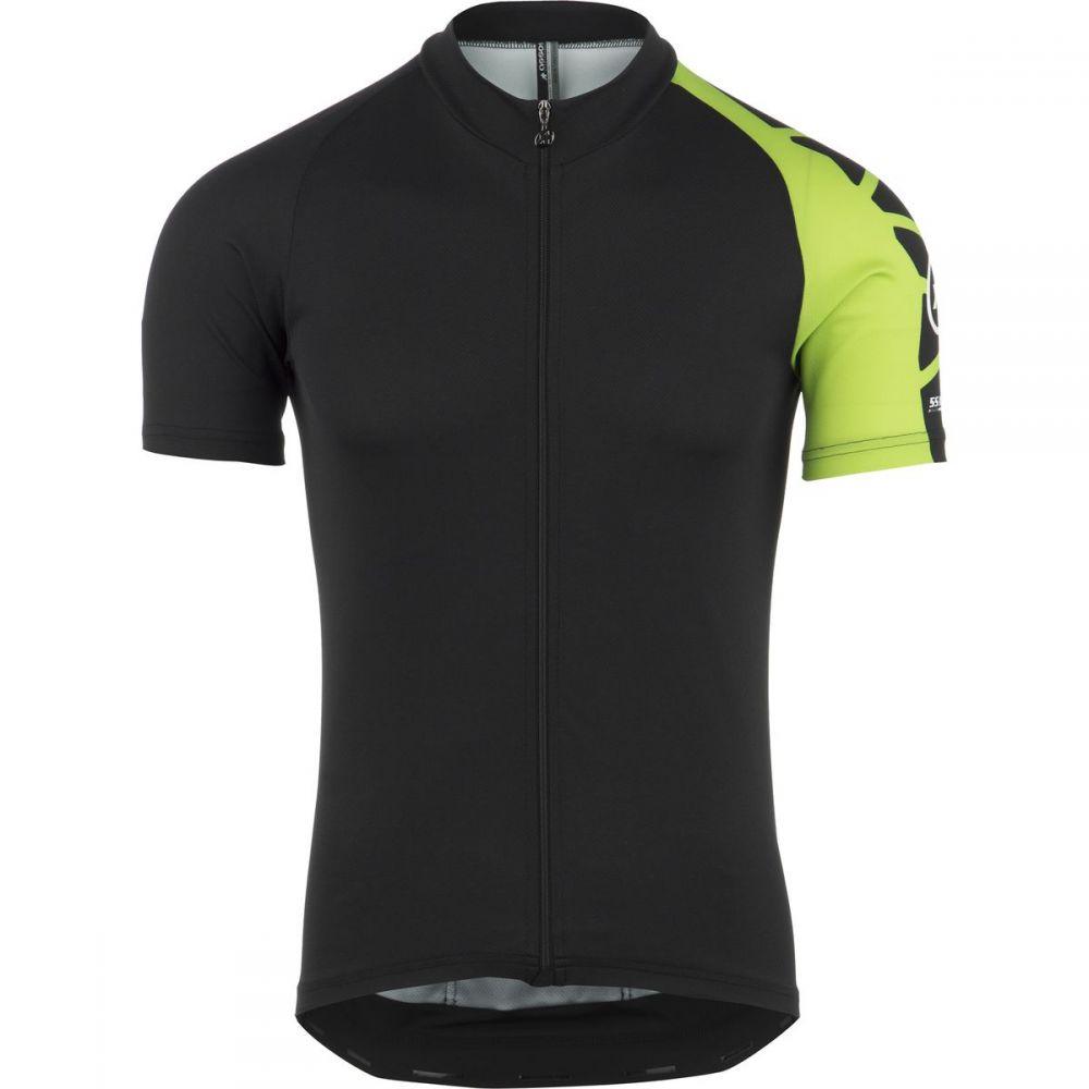 アソス Assos メンズ 自転車 トップス【Ss.milleJersey_evo7 Jersey - Short Sleeves】Python Green