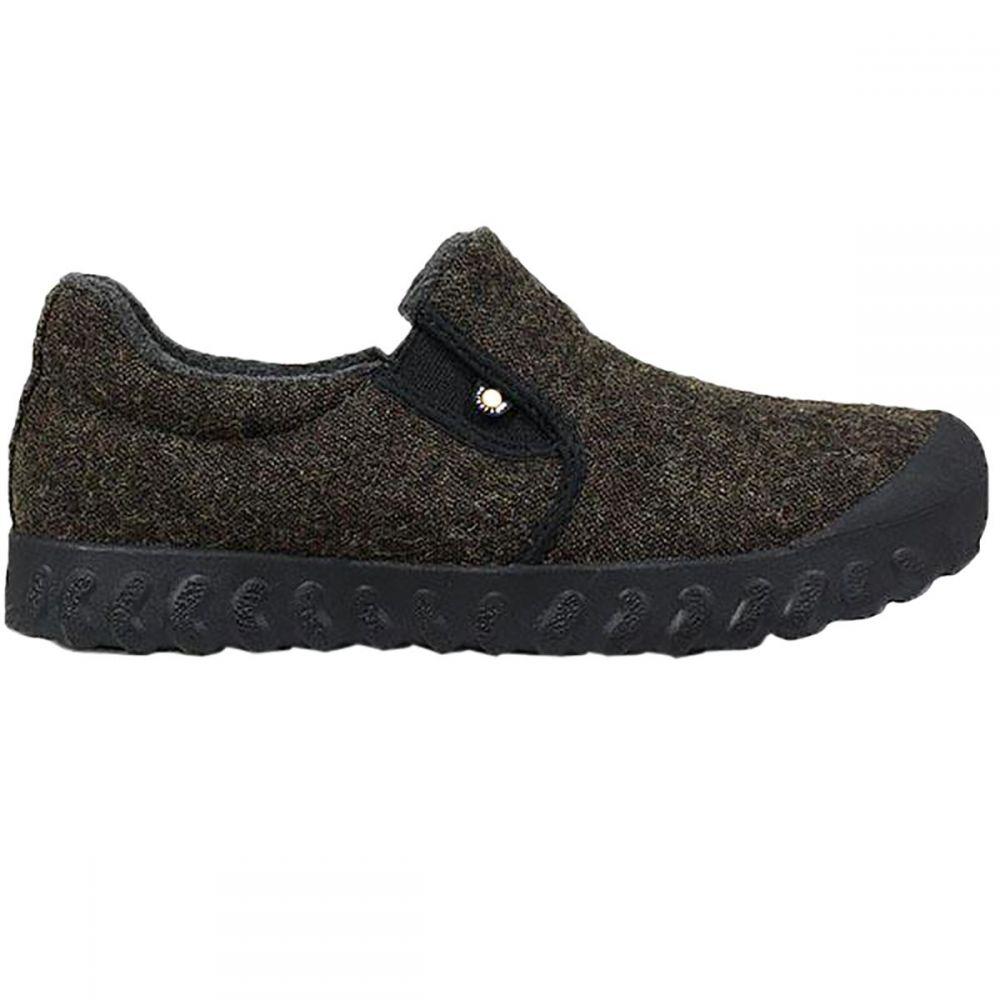 ボグス Bogs メンズ シューズ・靴【B - Moc Low Wool Shoes】Brown Multi