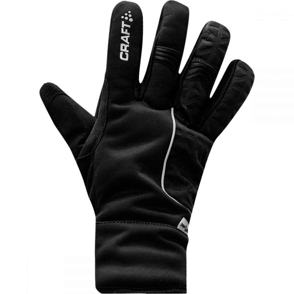 クラフト Craft メンズ 自転車 グローブ【Siberian 2.0 Gloves】Black