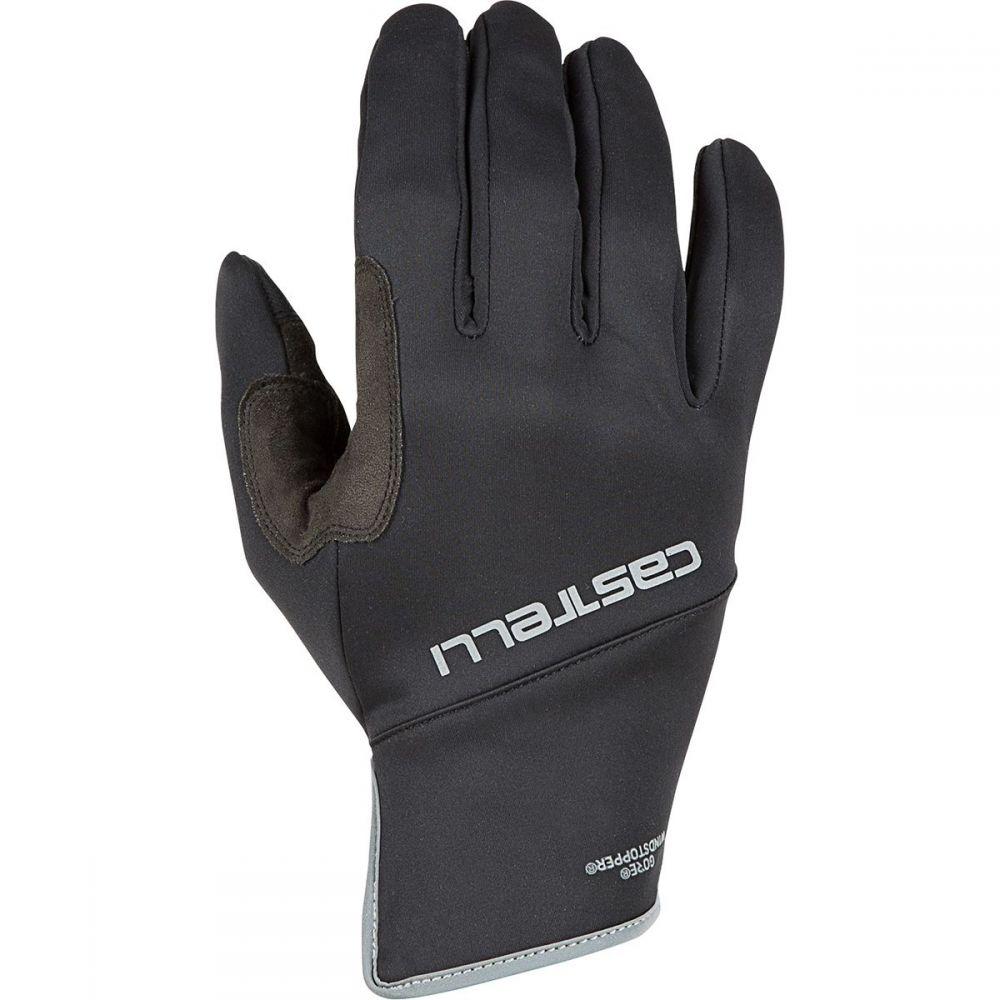 カステリ Castelli メンズ 自転車 グローブ【Scalda Pro Gloves】Black