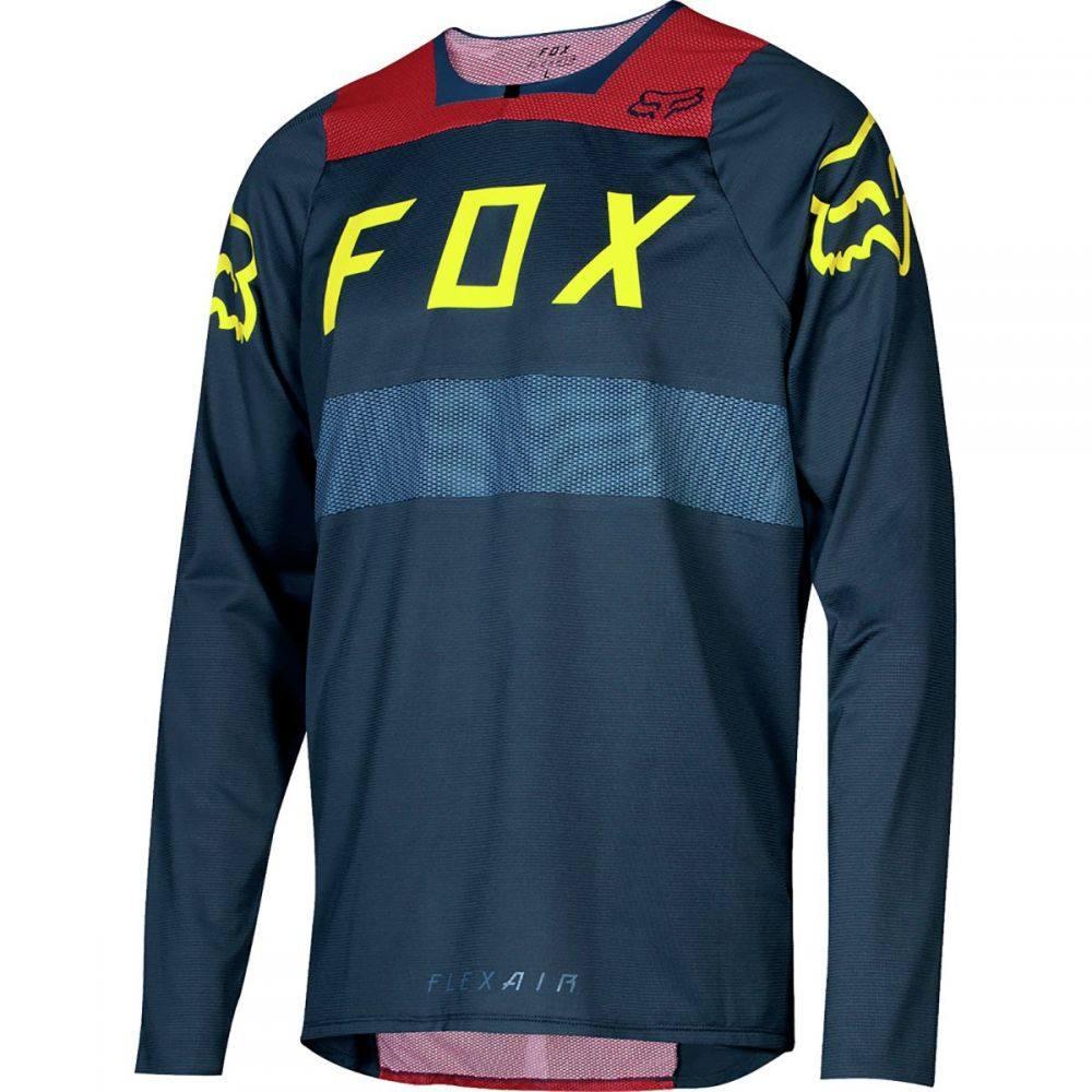 フォックス レーシング Fox Racing メンズ 自転車 トップス【Flexair Jerseys】Midnight