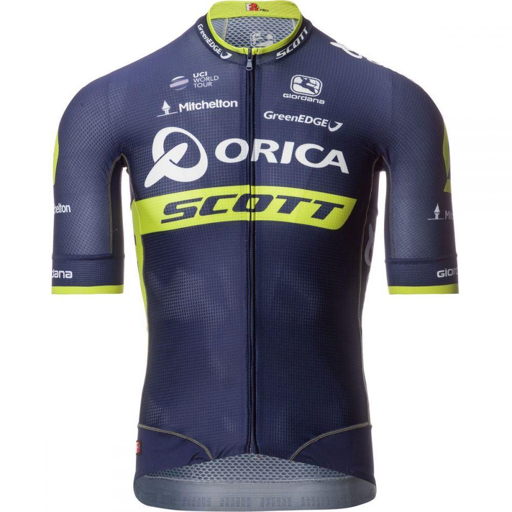 ジョルダーノ Giordana メンズ 自転車 トップス【FR - C Pro Orica Team Jerseys】Orica