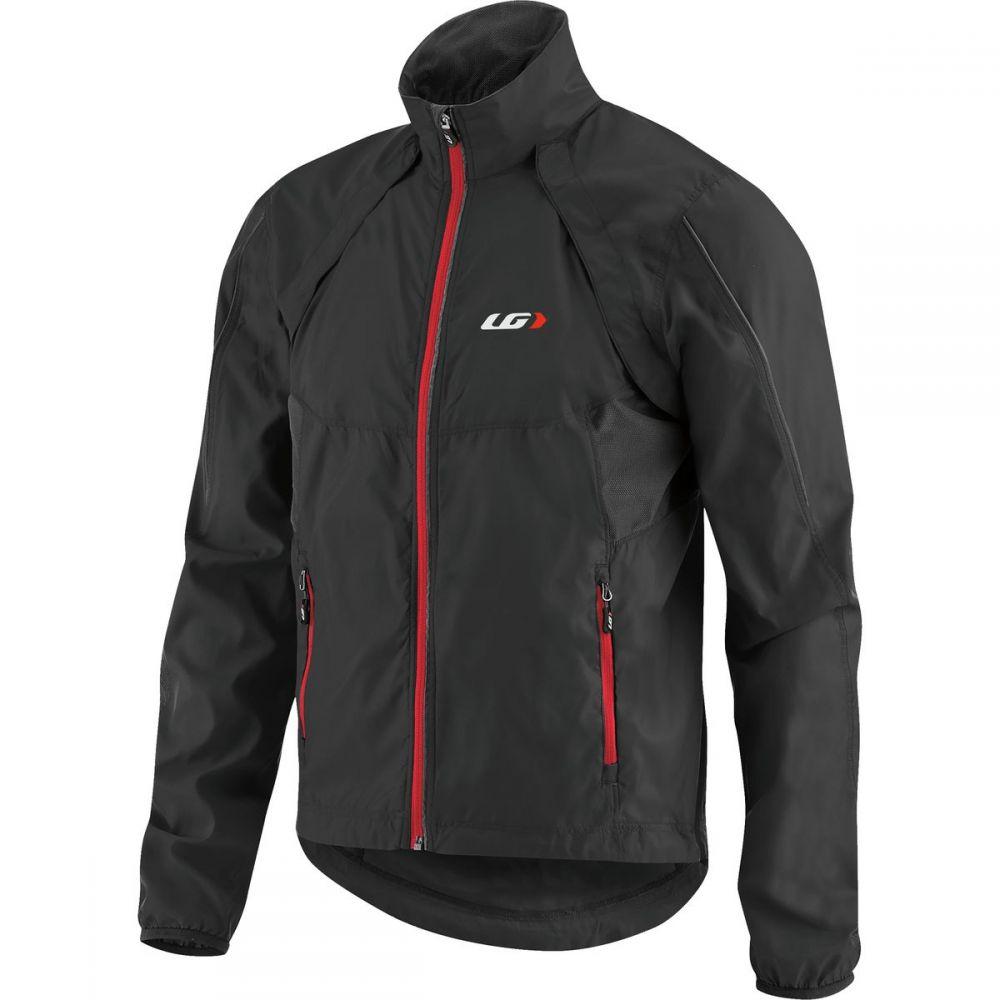 ルイガノ Louis Garneau メンズ 自転車 アウター【Cabriolet Jackets】Black/Red