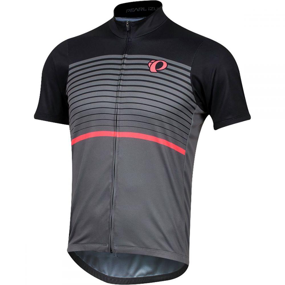 パールイズミ Pearl Izumi メンズ 自転車 トップス【Select LTD Short - Sleeve Jerseys】Smoked Pearl/Black Diffuse