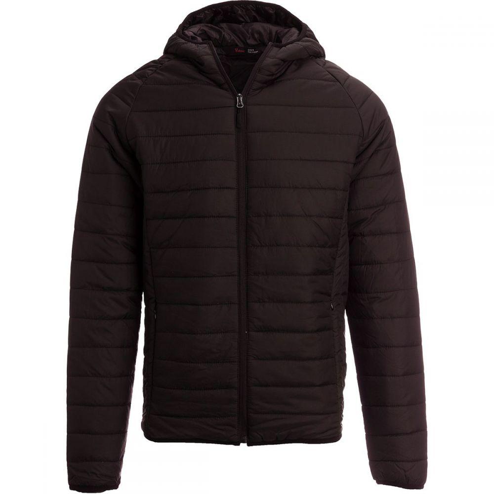 ストイック Stoic メンズ アウター ジャケット【Packable Insulated Jackets】Black