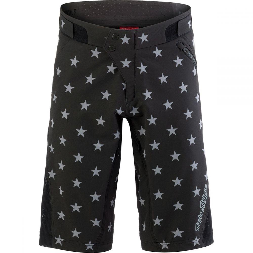 トロイリーデザイン Troy Lee Designs メンズ 自転車 ボトムス・パンツ【Ruckus Short Shells】Star Black/Gray