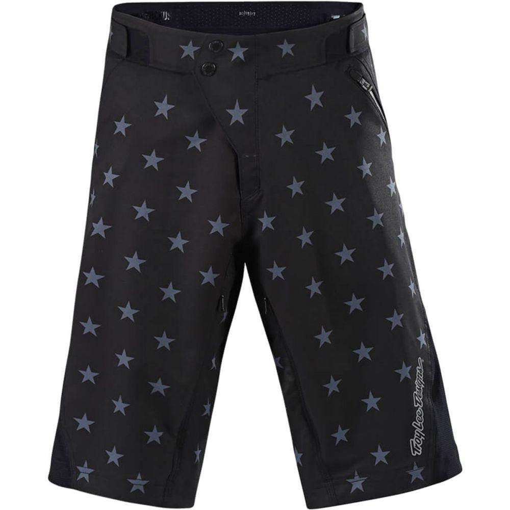 トロイリーデザイン Troy Lee Designs メンズ 自転車 ボトムス・パンツ【Ruckus Shorts】Star Black/Gray