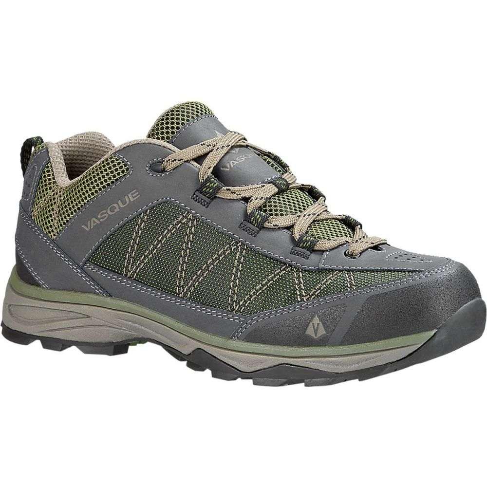 バスク Vasque メンズ ハイキング・登山 シューズ・靴【Monolith Low Hiking Shoes】Ebony/Chive
