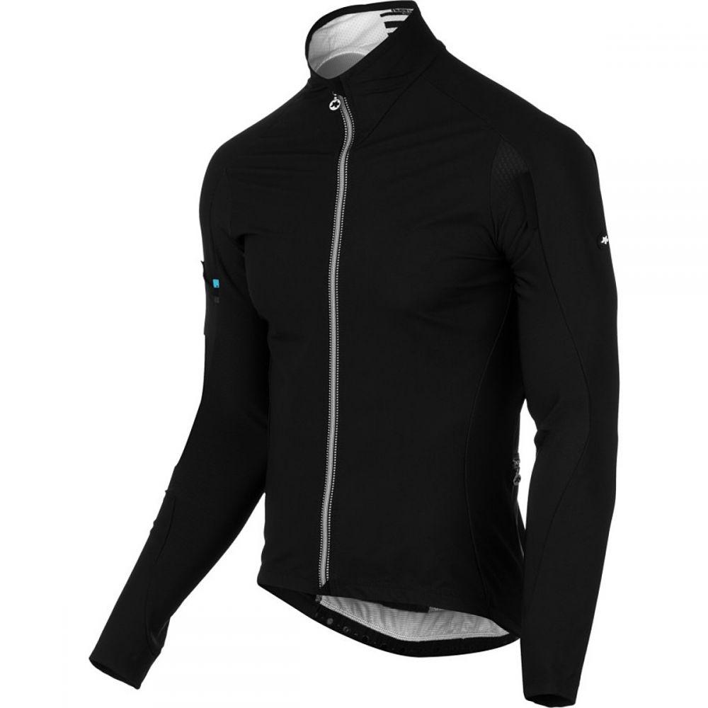 アソス Assos メンズ 自転車 アウター【iJ.haBu.5 Jackets】Black Volkanga