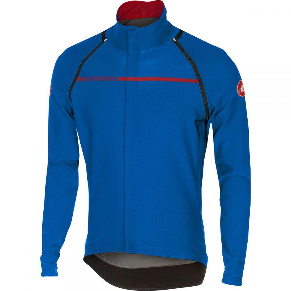 【お得】 カステリ メンズ Castelli Castelli メンズ 自転車 アウター カステリ【Perfetto Convertible Jackets】Surf Blue, シューズダイレクト:d592a5bc --- clftranspo.dominiotemporario.com