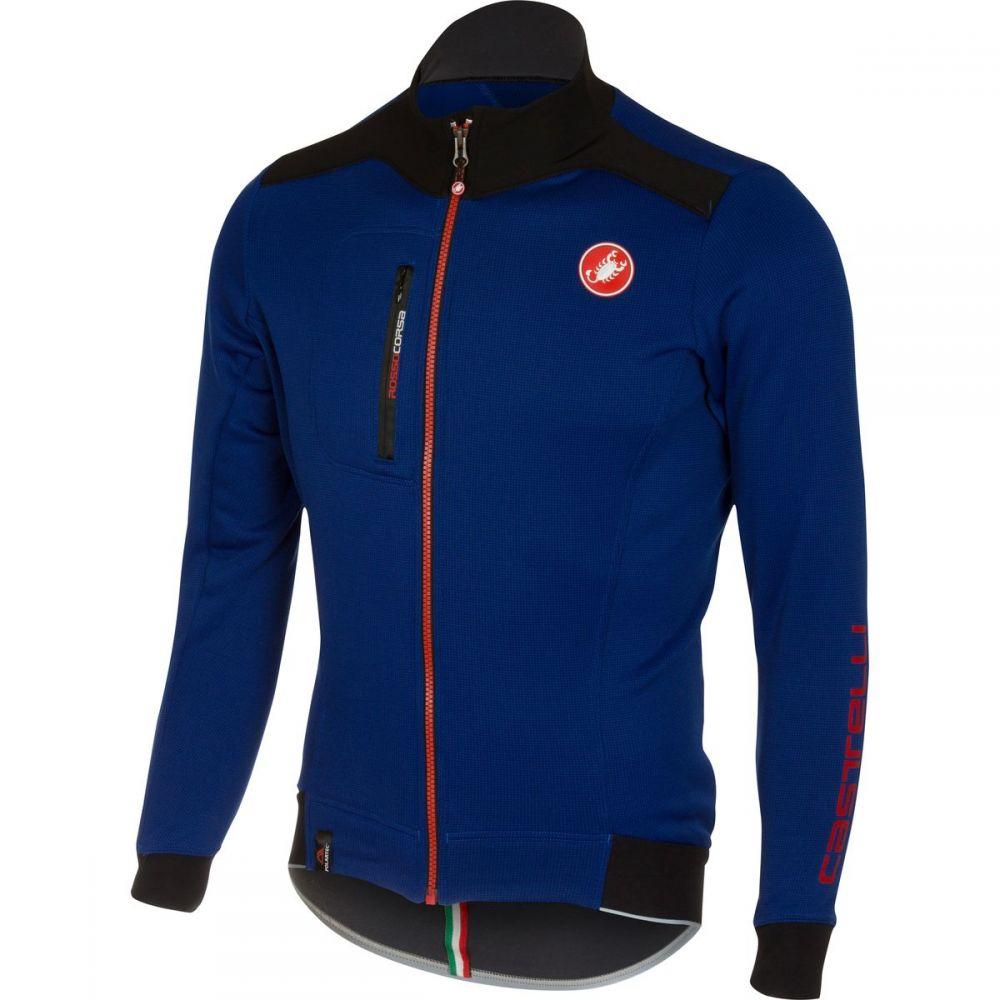 カステリ Castelli メンズ 自転車 トップス【Potenza Jerseys】Surf Blue
