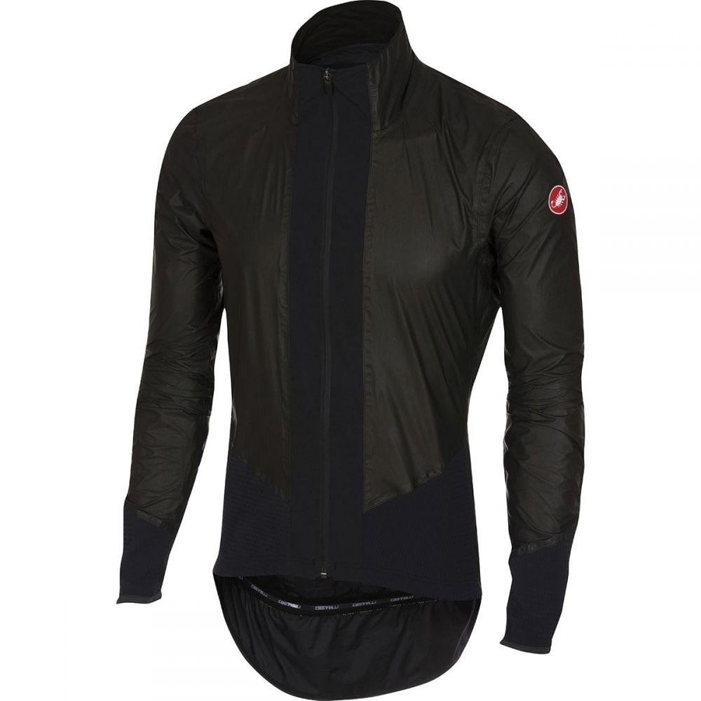 カステリ Castelli メンズ 自転車 アウター【Idro Pro Jackets】Black