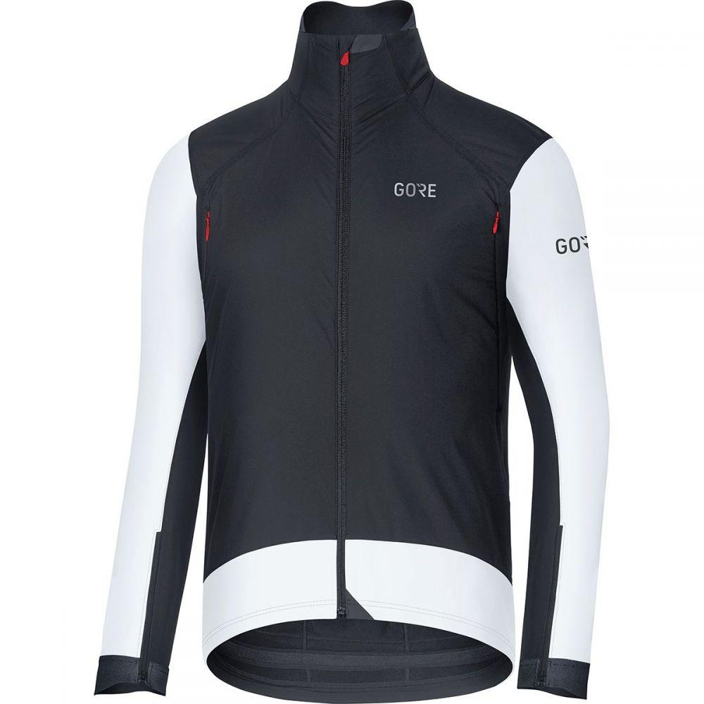ゴアウェア Gore Wear メンズ 自転車 アウター【C7 Gore Windstopper Pro Jackets】Black/White