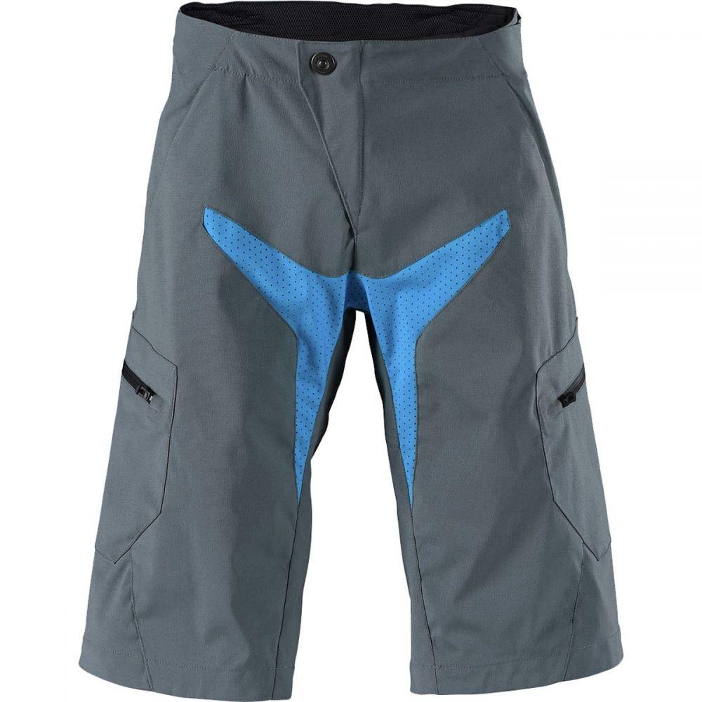 トロイリーデザイン Troy Lee Designs メンズ 自転車 ボトムス・パンツ【Moto Shorts】Gray