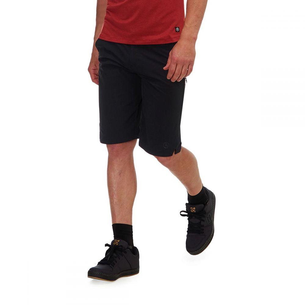 バックカントリー Backcountry メンズ 自転車 ボトムス・パンツ【Full Suspension Shorts】Black
