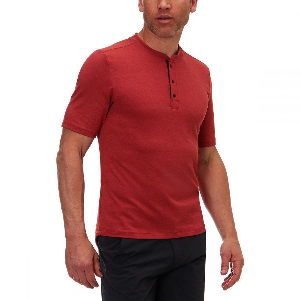 バックカントリー Backcountry メンズ 自転車 トップス【Full Suspension Jerseys】Lava Red